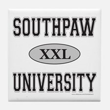 SOUTHPAW UNIVERSITY Tile Coaster