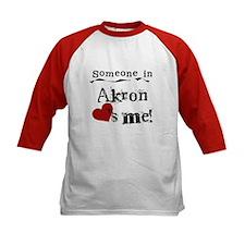 Akron Loves Me Tee