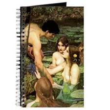 HYLAS & THE NYMPHS Journal