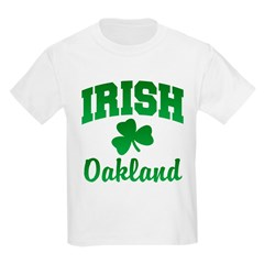 Oakland Irish Kids Light T-Shirt