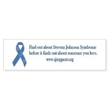 Awareness Bumper Bumper Sticker