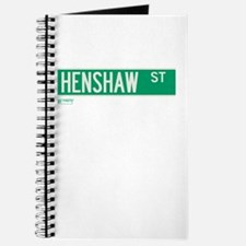Henshaw Street in NY Journal