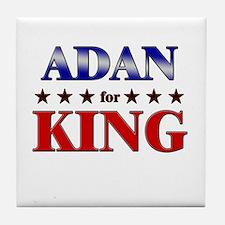 ADAN for king Tile Coaster