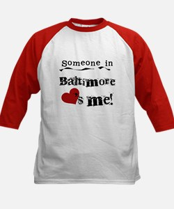 Baltimore Loves Me Tee