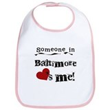 Baltimore Cotton Bibs