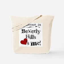Beverly Hills Loves Me Tote Bag