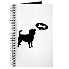 Affenpinscher Treat Journal