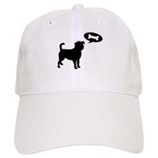 Affenpinscher Treat Baseball Cap