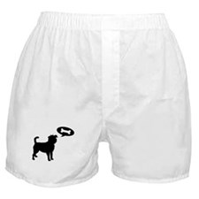 Affenpinscher Treat Boxer Shorts