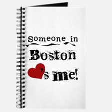 Boston Loves Me Journal