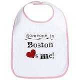 Boston Cotton Bibs
