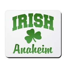 Anaheim Irish Mousepad