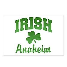 Anaheim Irish Postcards (Package of 8)