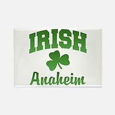 Anaheim Irish Rectangle Magnet