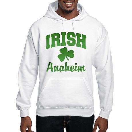 Anaheim Irish Hooded Sweatshirt