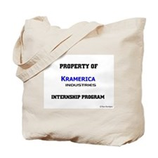 Kramerica Internship Program Tote Bag