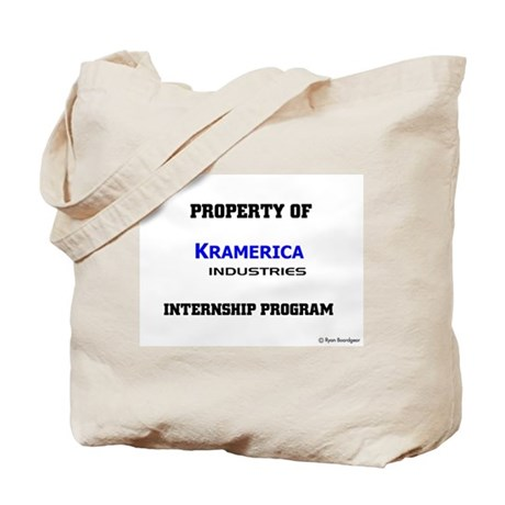 Kramerica Internship Program Tote Bag