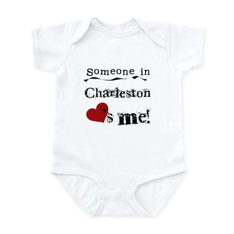Charleston Loves Me Infant Bodysuit