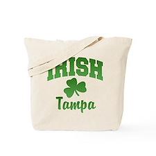 Tampa Irish Tote Bag