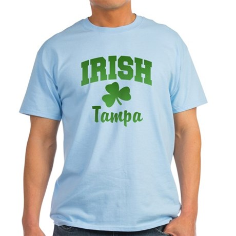 Tampa Irish Light T-Shirt