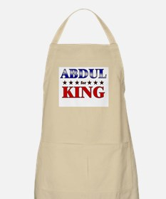 ABDUL for king BBQ Apron