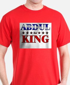 ABDUL for king T-Shirt