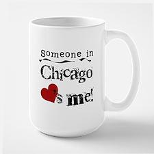 Chicago Loves Me Mug