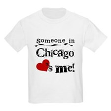 Chicago Loves Me T-Shirt