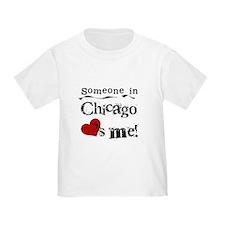 Chicago Loves Me T