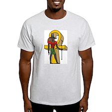 Anubis Ash Grey T-Shirt