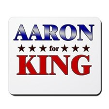 AARON for king Mousepad