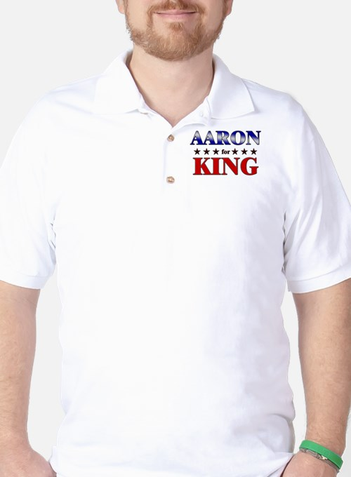 AARON for king T-Shirt