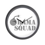 Obama Squad GR Wall Clock