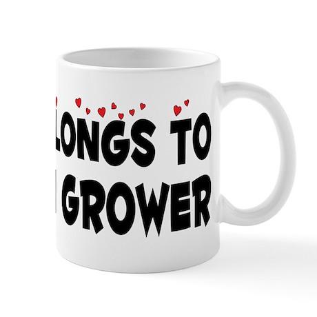 Belongs To A Cotton Grower Mug
