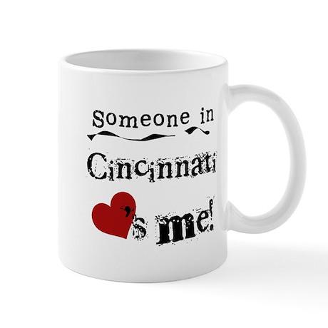 Cincinnati Loves Me Mug