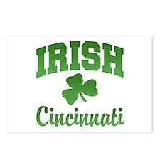 Cincinnati Irish Postcards (Package of 8)