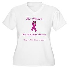 The OES Pink BC Ribbon T-Shirt