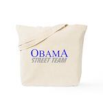 Obama Street Team Tote Bag