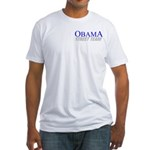 Obama Street Team Fitted T-Shirt