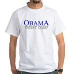 Obama Street Team White T-Shirt