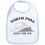 Earth Day : Save the North Pole Bib