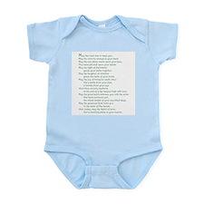 Eire Blessing Infant Bodysuit