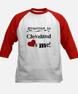 Cleveland Loves Me Tee