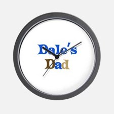 Dale's Dad Wall Clock