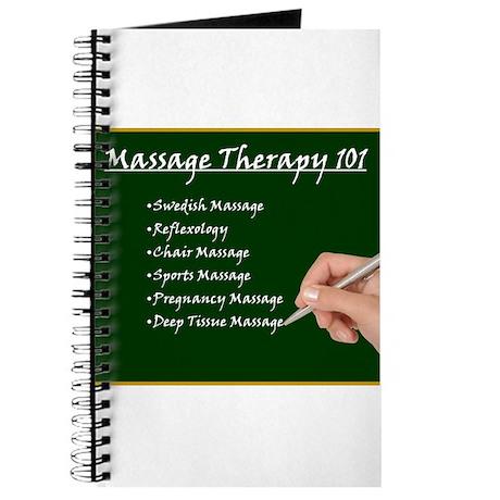 Massage Therapy 101 Journal
