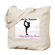 Athlete by Nature Tote Bag