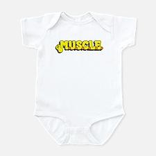 Baby M.U.S.C.L.E. Onesie
