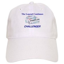 """The 2008 Dodge Challenger"" Baseball Cap"