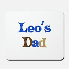 Leo's Dad Mousepad