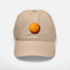 "Clockwork ""Orange"" Khaki Baseball Baseball Cap"